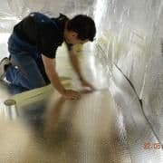 Cavity Drainage membrane for Basement Waterproofing and basement conversions